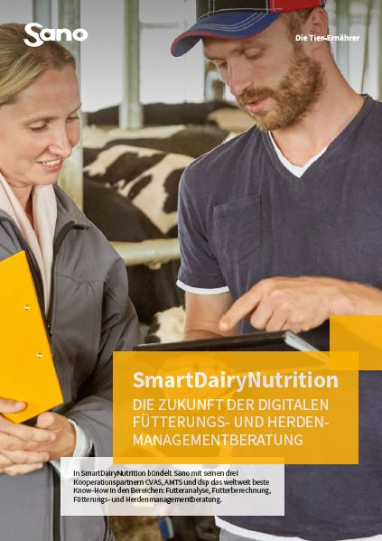 Cover Flyer SmartDairyNutrition