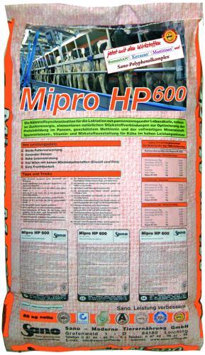Sack Mipro HP 600