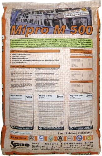 Sack Mipro M 500