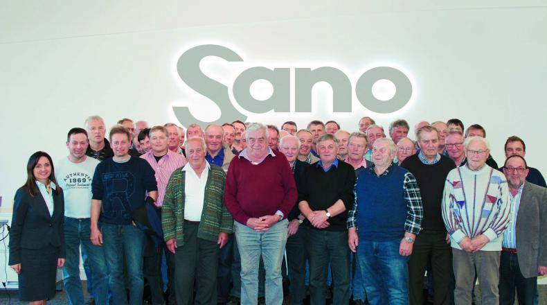 Bauernverband Hohenpolding bei Sano