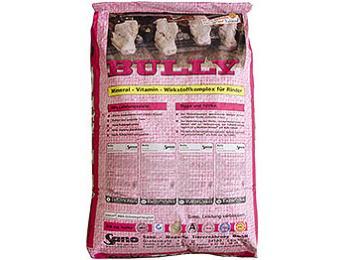 Bully Sano Mineralfutter für Mastbullen