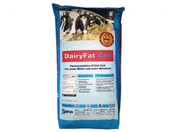 DairyFat_C16_Sano Futterfett für Milchkühe
