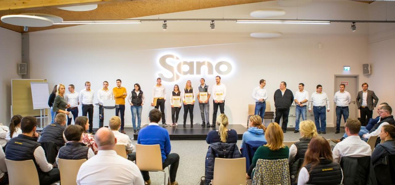 Sano Akademie Team