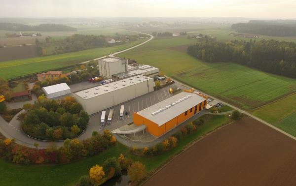 Luftaufnahme Grafenwald