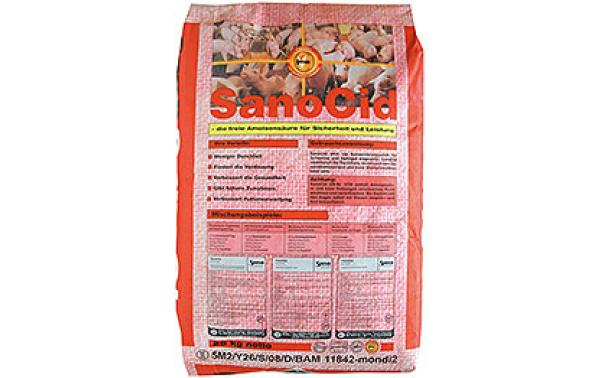 SanoCid-MIX Säure-Mix für Ferkel, Mastschweine und Sauen