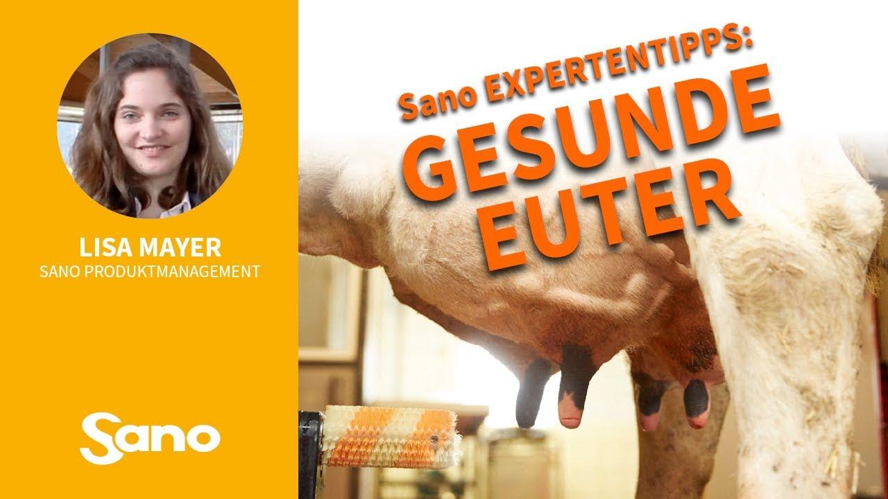 YouTube Vorschaubild für Sano Expertentipps - GESUNDE EUTER